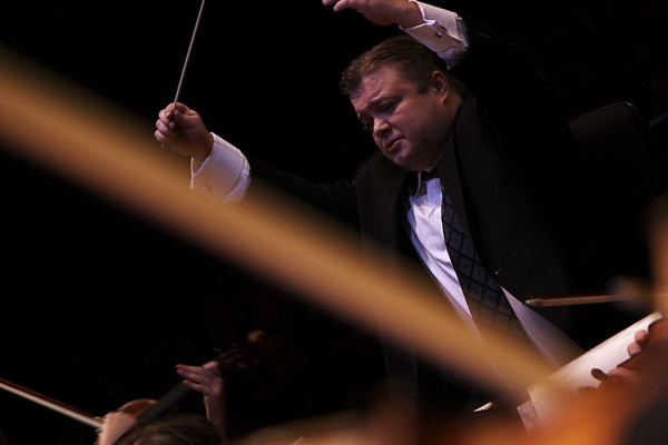 Mikko FRANCK conducts « ALBORADA DEL GRACIOSO » with the ORCHESTRE DE PARIS